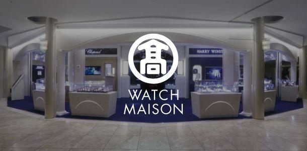 TAKASHIMAYA WATCH MAISON OSAKA