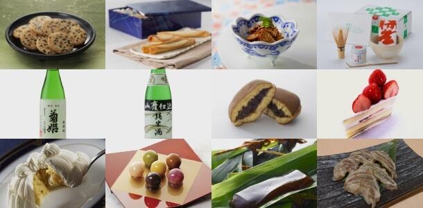 日本桥店 – 百货商场地下街,人气商品12选