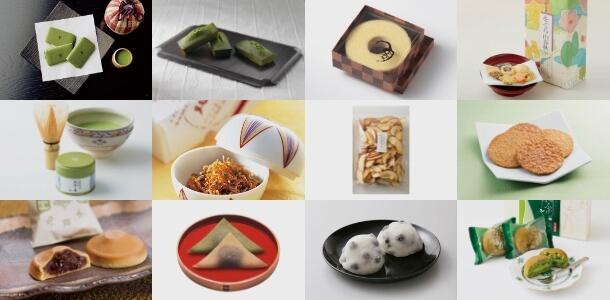 교토점 – 지하 식품매장 인기상품 BEST 12