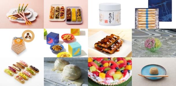 오사카점 – 지하 식품매장 인기상품 BEST 12