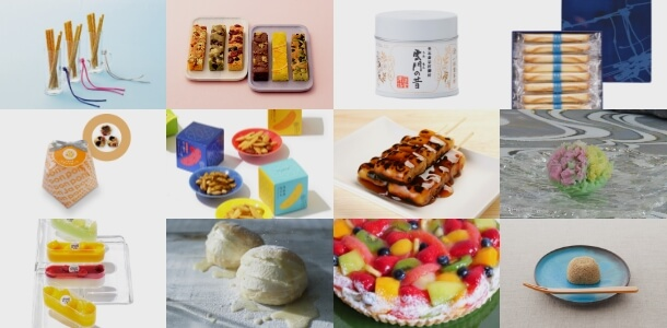 Osaka – Top 12 best-selling items at food hall on the basement floor